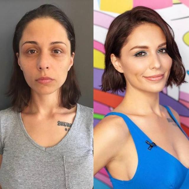 На что способен макияж: фото «до» и «после»