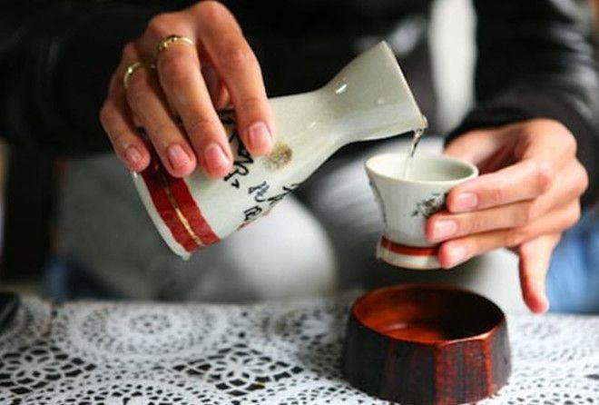 Подробнее о процессе изготовления саке в Японии
