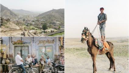 Спокойствие Индии: фотографии Юрия Андриса