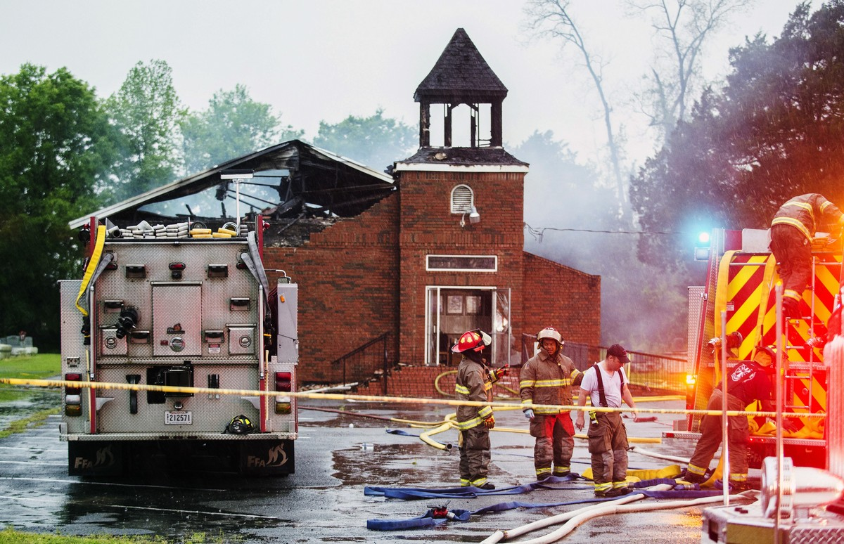 Fires-Black Churches
