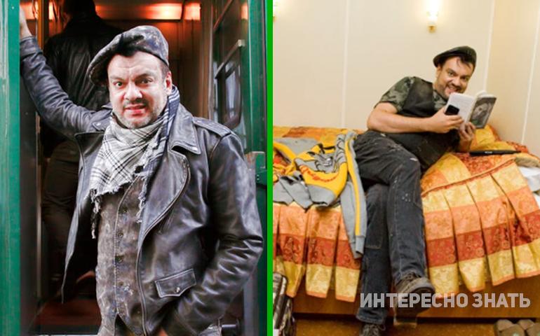 Что из себя представляет персональный вагон Киркорова, в котором он ездит с гастролями по стране