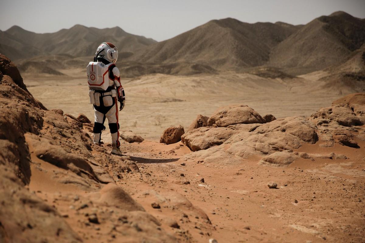Китайский Марс