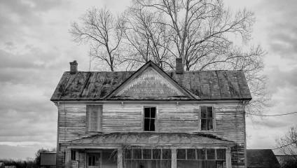 Беспризорники: фотографии заброшенных домов Фреда Шнайдера