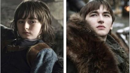 """Время не жалеет никого - какие изменения произошли с персонажами """"Игры престолов"""" с 1-го сезона"""