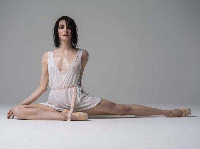 "30 ""обжигающих"" фото балерин"