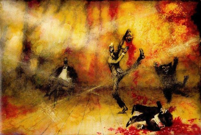 Как различные художники представляют себе «Мастера и Маргариту»
