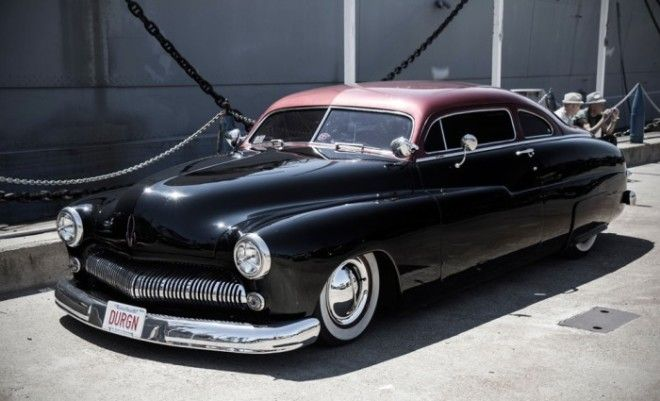 Сильвестр Сталлоне - Mercury Eight Monterey