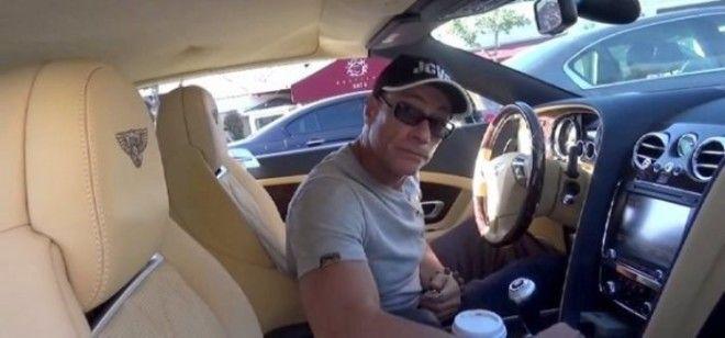 Авто Жан-Клод Ван Дамм: в чем ездит легендарный актер боевиков 90-х