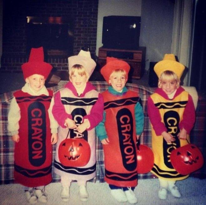 О том, что у некоторых родителей ни в коем случае не стоит учиться созданию детских костюмов на праздники