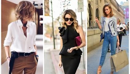 Всегда модные, всегда актуальные: вещи, которые будут в тренде бессменно