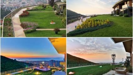 В Турции построили висячие сады: как они выглядят и насколько сильно отличаются от древнего знаменитого прообраза
