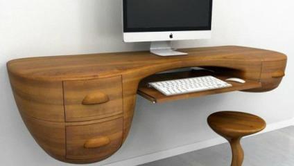 Футуристическая мебель, которая станет отличным украшением современного интерьера