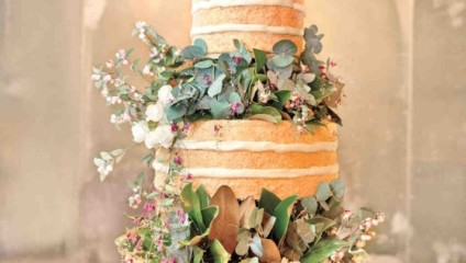 Свадебные торты звезд, которые отвлекли почти все внимание на себя на торжестве