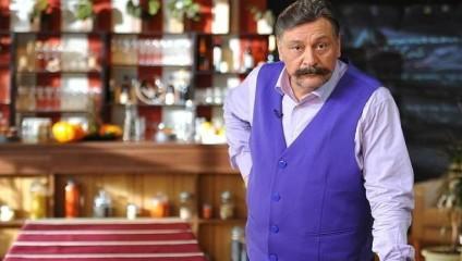 Легендарный шеф-повар «Кухни», поздравляем: празднует именины Дмитрий Назаров