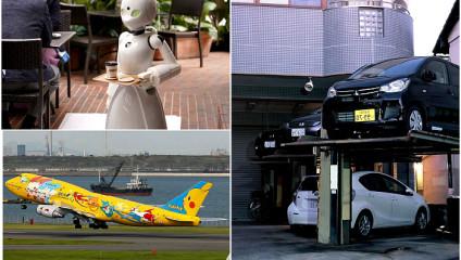Ряд повседневных вещей, подтверждающих факт, что Япония уже существует в будущем