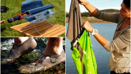 Практичные инновации, которые выручат путешественника и любого имеющего желание провести досуг на природе
