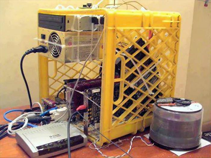 Теперь это процессор с системой естественного охлаждения
