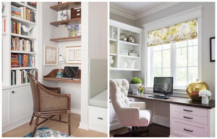 Идеи, которые помогут организовать удобный домашний кабинет фрилансера