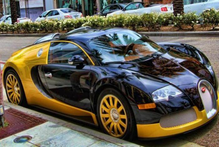 Роскошное такси