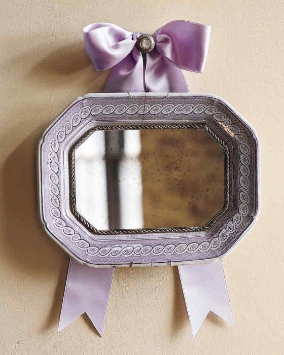 2. Использование зеркал для увеличения пространства