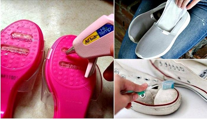 Полезные премудрости, которые помогут устранить любой дискомфорт, имеющий отношение к обуви
