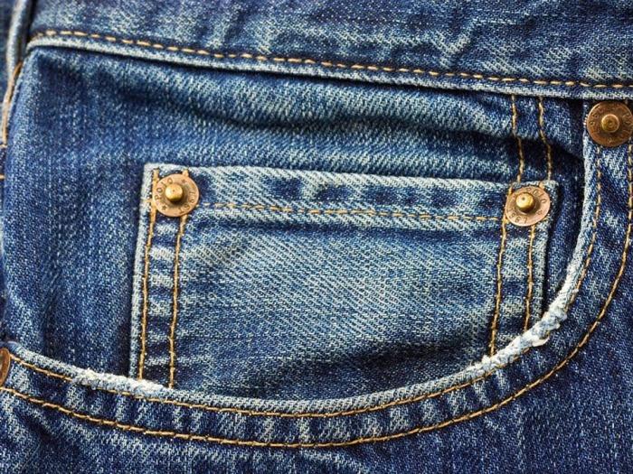 Не проверяются карманы одежды перед стиркой