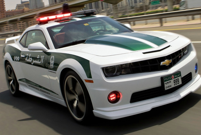 Полицейский транспорт