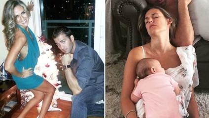 Потешные снимки, изображающие какие перемены появляются в жизни с рождением детей