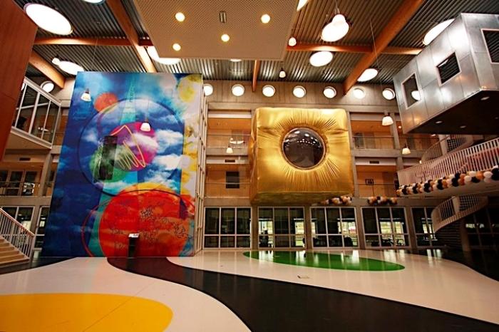 Новая школа в Нидерландах без классов, педагогов и уроков