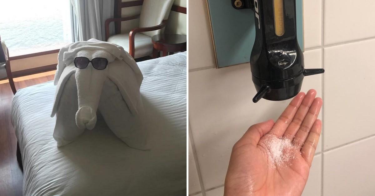 Беспощадный креатив отелей