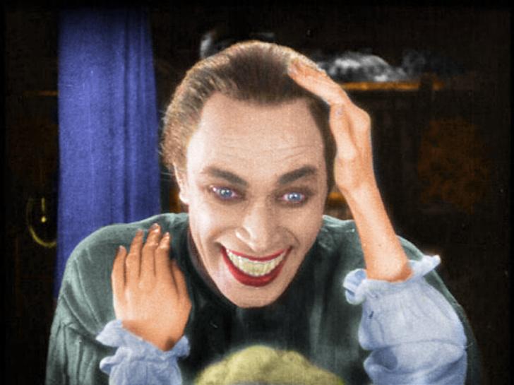 «Отец» всех Джокеров Конрад Фейдт в образе Гуинплена