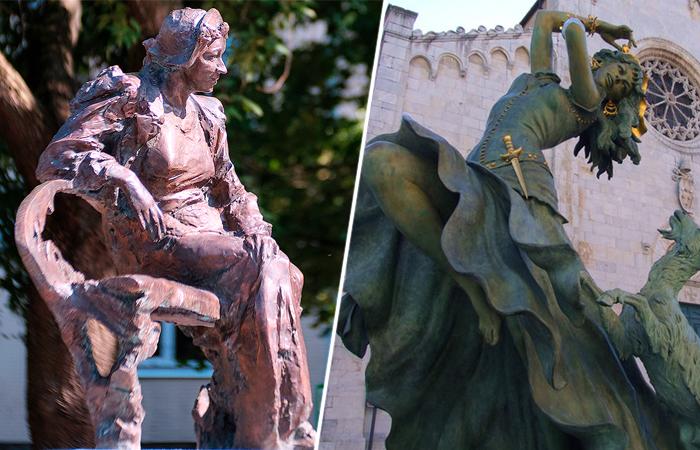 Знаменитые актрисы, в честь которых установлены памятники