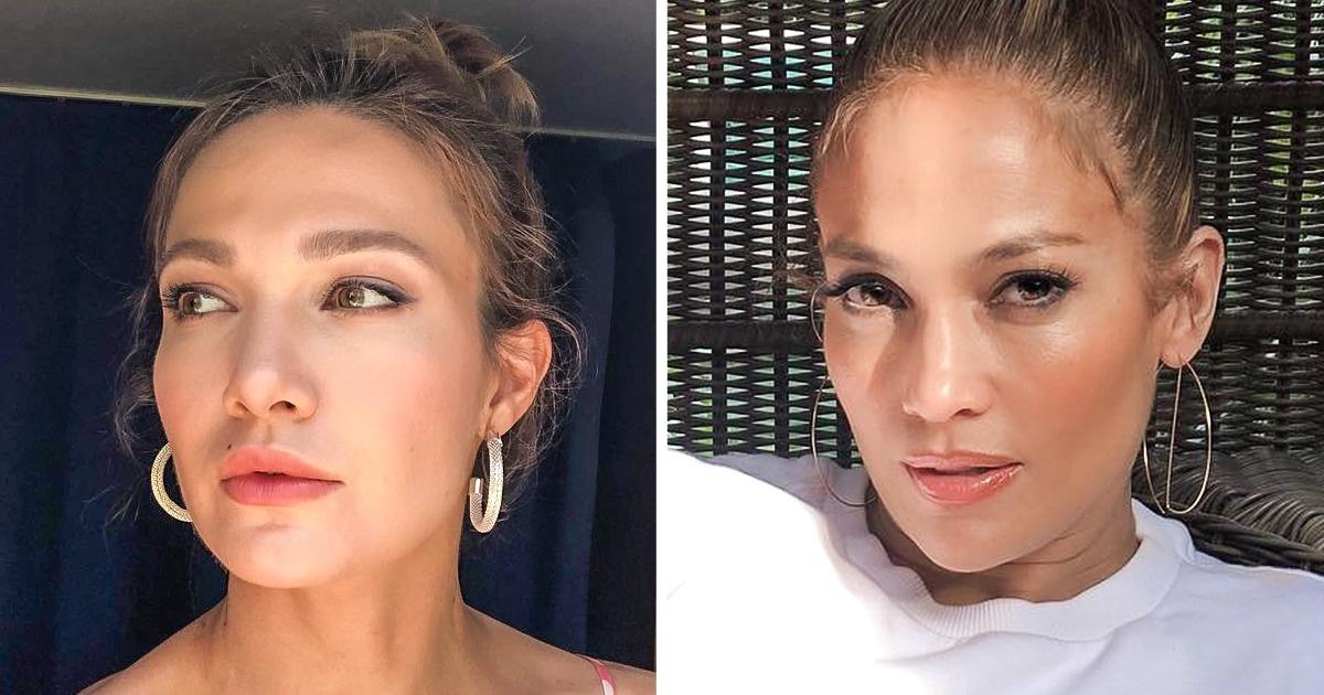 Российские и голливудские звезды похожие друг на друга как братья и сестры