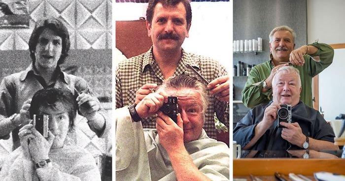 Поход к парикмахеру длинною в жизнь