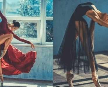 Фотоподборка, в которой раскрывается вся изящность и красота балета