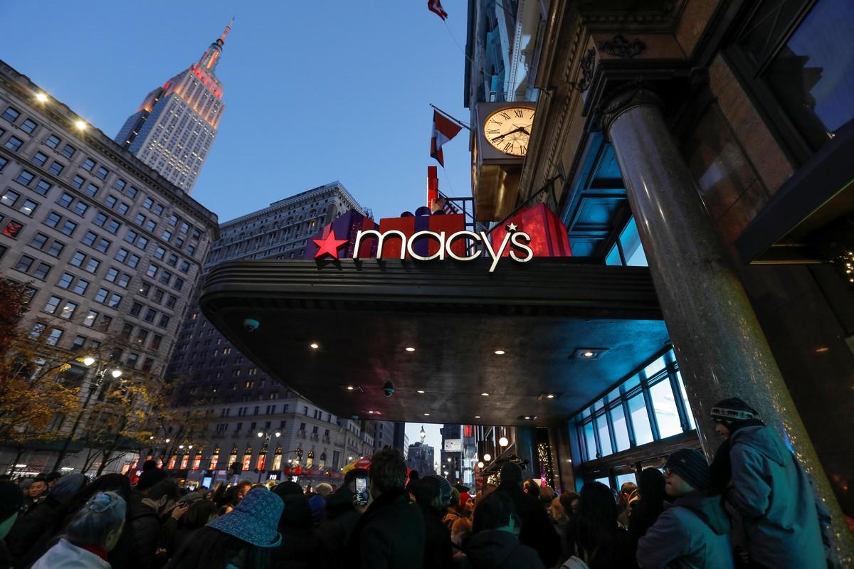 Фотоотчет по прошедшему шоппинг-безумию в Америке