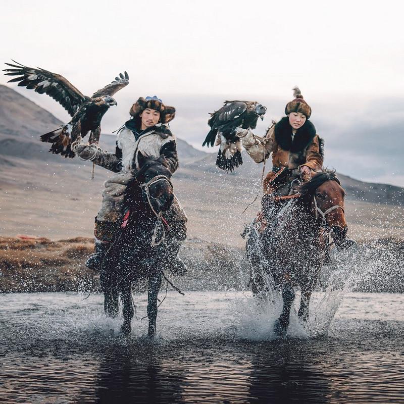 Путешествие от Монголии до Гренландии в фотографиях Лео Томаса