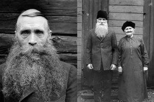 Удивительные фото карельских монахов и шведских жителей 1930-ых годов