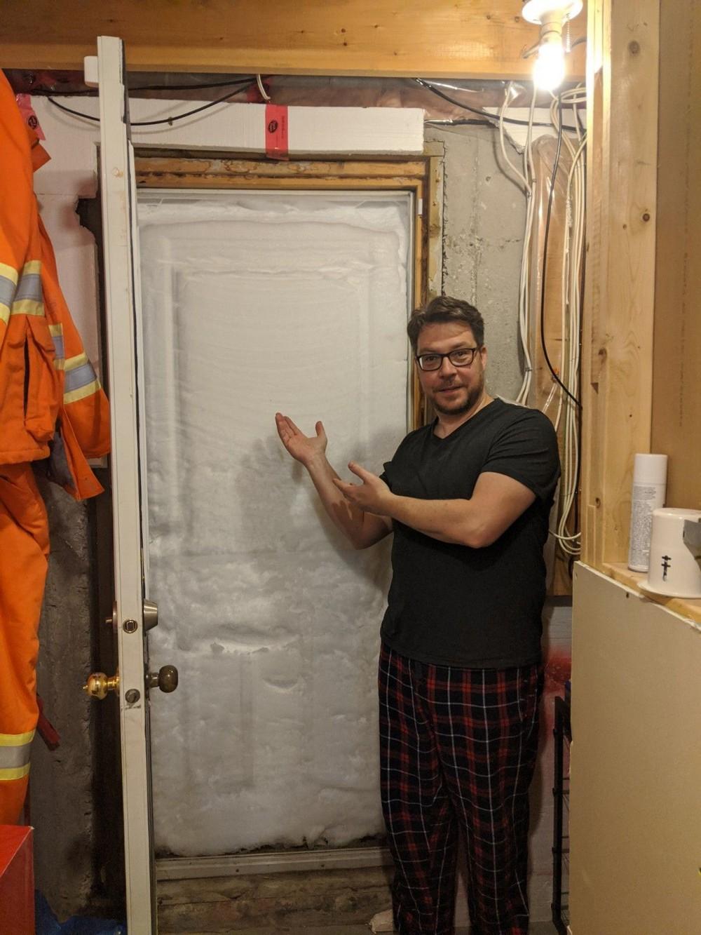 Как выглядит самая страшная метель за полвека — снегопады в Канаде