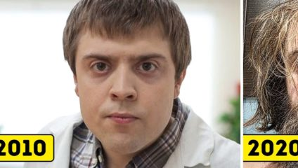 Звезды популярных российских сериалов, которые были популярны целое десятилетие - тогда и сейчас