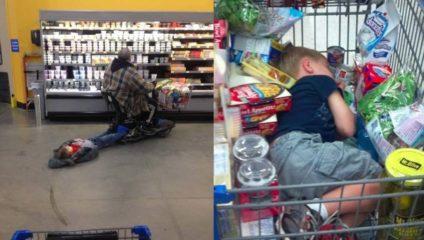 Магазины – это скучно. Особенно, если вам меньше 13, но родители зачем-то таскают вас за собой