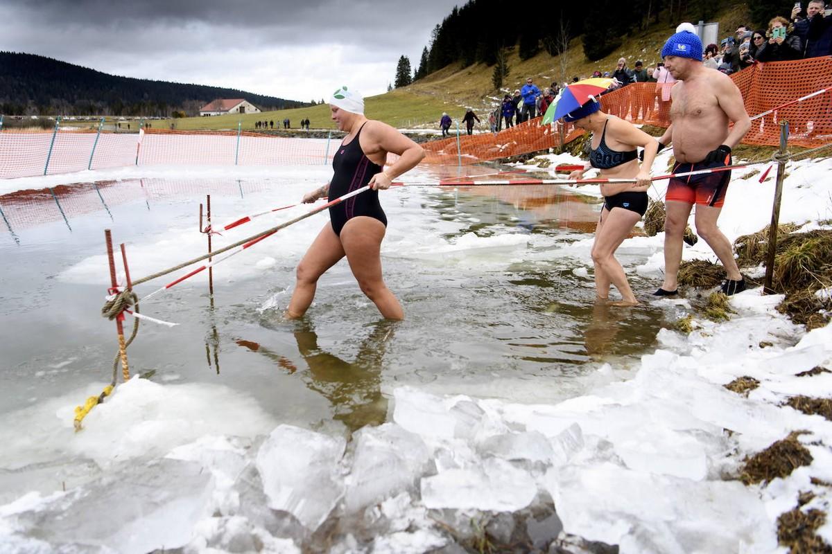 «Фестиваль холода» в Швейцарии