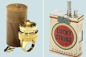Реальные шпионские штучки, использовавшиеся в 20-ом веке