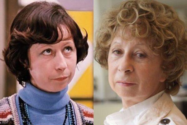 Актеры, снявшиеся в «Служебном романе» через 40 лет