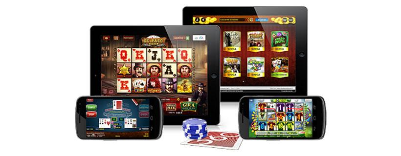 мобильная версия казино Вулкан