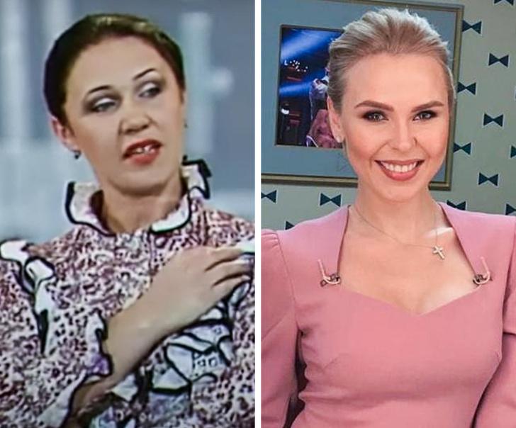 Сравните, как выглядели в одном и том же возрасты современные и советские звезды