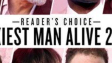 Самые сексуальные мужчины 2020 по версии журнала People