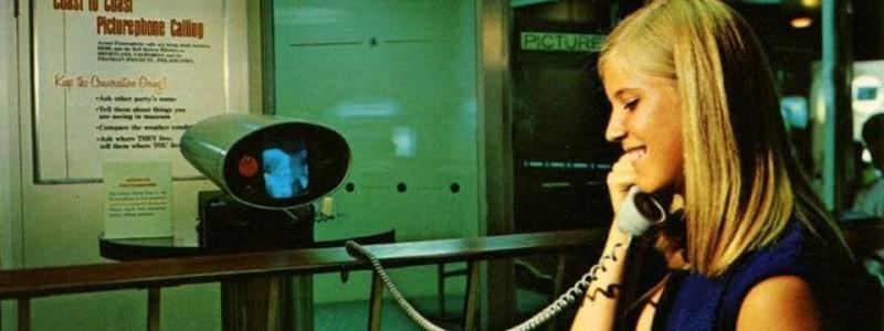 Предок Skype и FaceTime: первый телефон-видеофон, по которому можно было увидеть друг друга