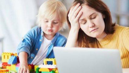 Пост для мам, которые устали делать все и сразу, а еще — обо всем помнить