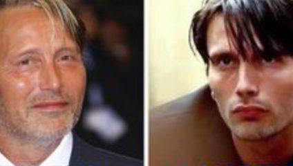 Как выглядели в молодости 19 знаменитых мужчин с нестандартной внешностью